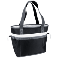 Black Urban Cooler Tote Thumb