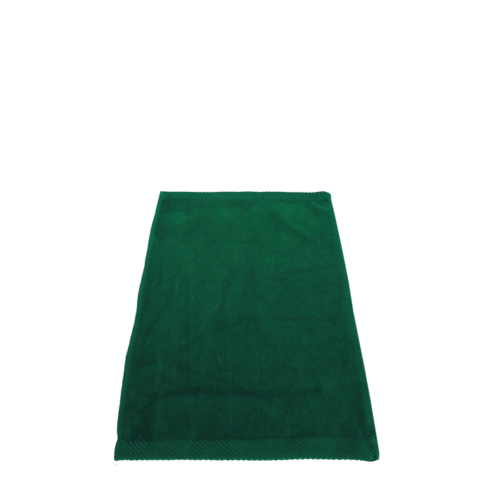 Forest Green Balance Color Fitness Towel