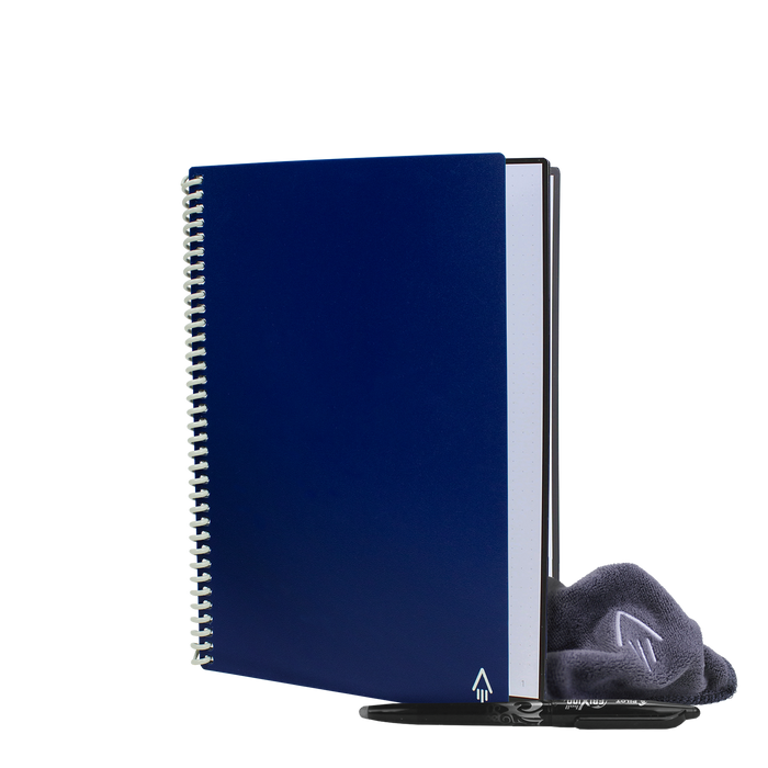 Midnight Blue Rocketbook Core Executive (Everlast)