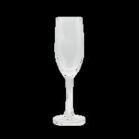 Clear Classic Champagne Flute Thumb