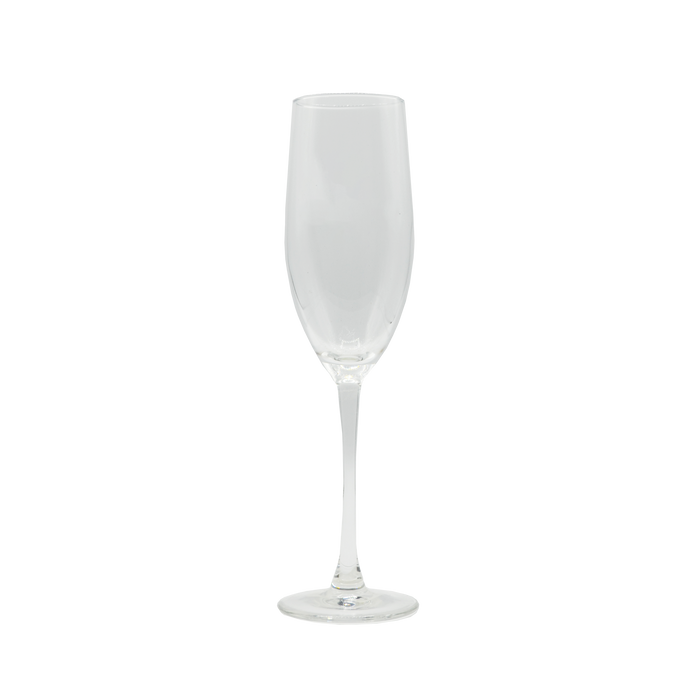 Clear Classic Champagne Flute