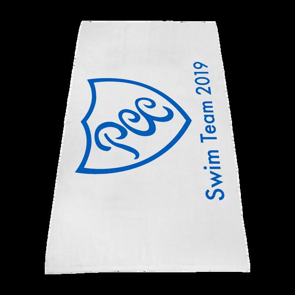 imprinted beach towels,  white beach towels,