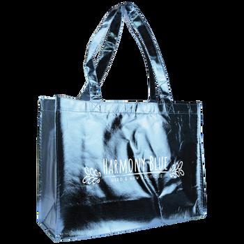 tote bags,  laminated bags,