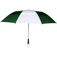 Hunter/White Mercury Umbrella Thumb