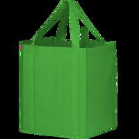 Lime Green Big Storm Grocery Bag Thumb
