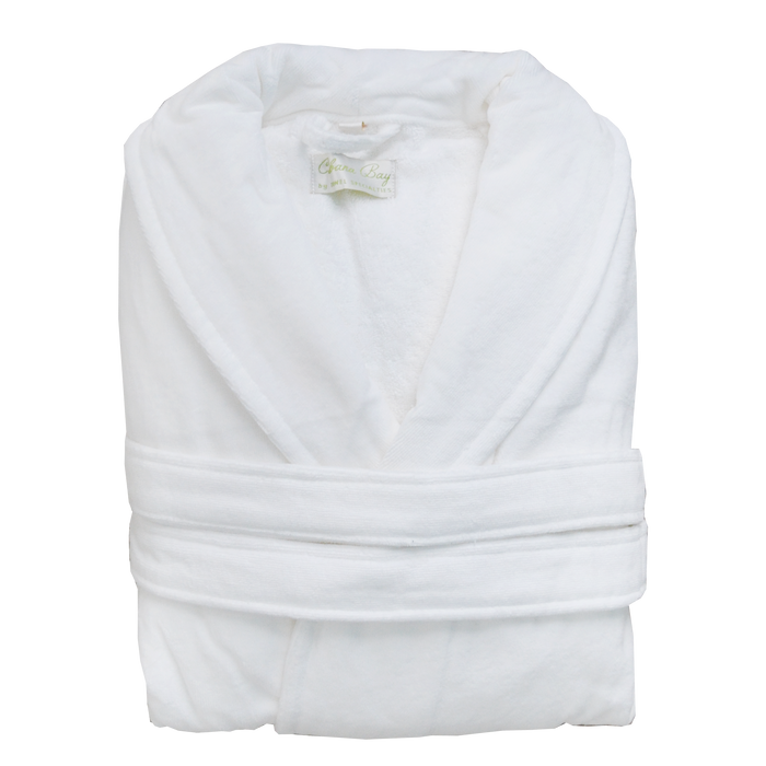 Classic Turkish Cotton Robe
