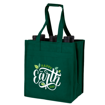 6 Bottle Wine Tote