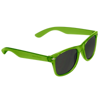 Transparent Lime Classic Color Sunglasses Thumb