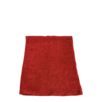 Red Classic Color Rally Towel Thumb