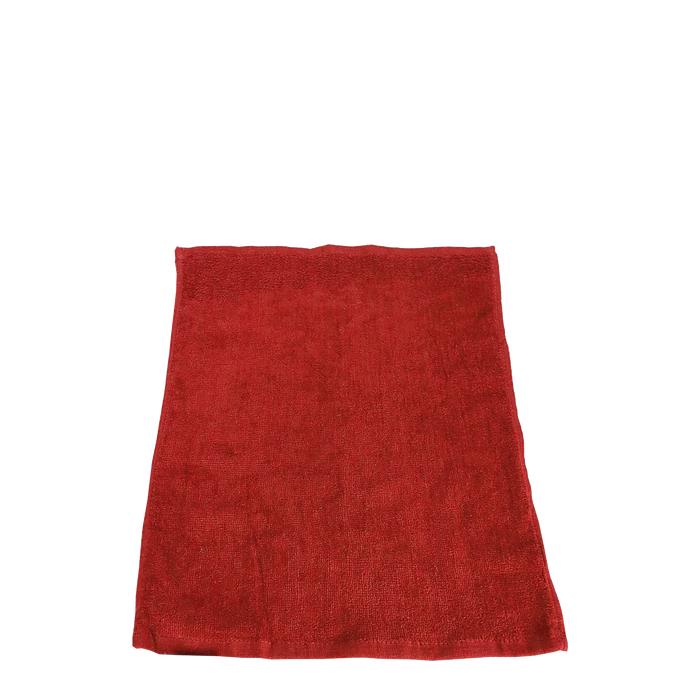 Red Classic Color Rally Towel