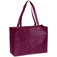 Burgundy Convention Tote Thumb
