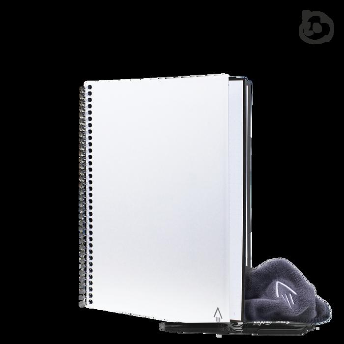White Rocketbook Panda Planner Executive
