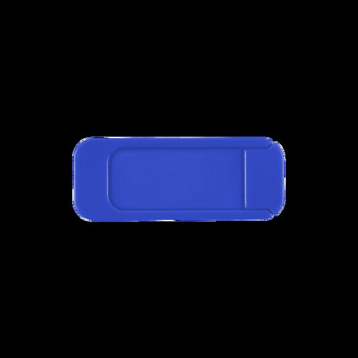 Royal Blue Sliding Webcam Cover