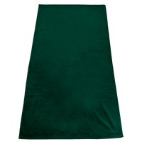 Forest Green Gypsea Color Beach Towel Thumb