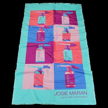 Full Color Print Beach Towel