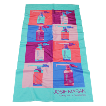 Full Color Print Beach Towel
