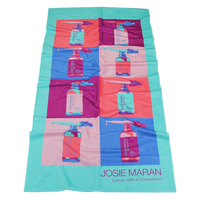 Full Color Print Beach Towel Thumb