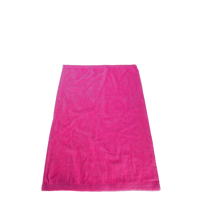 Fuchsia Champion Color Fitness Towel