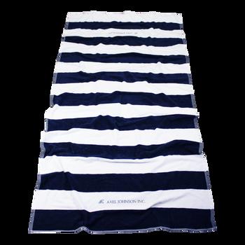Santa Maria Striped Beach Towel