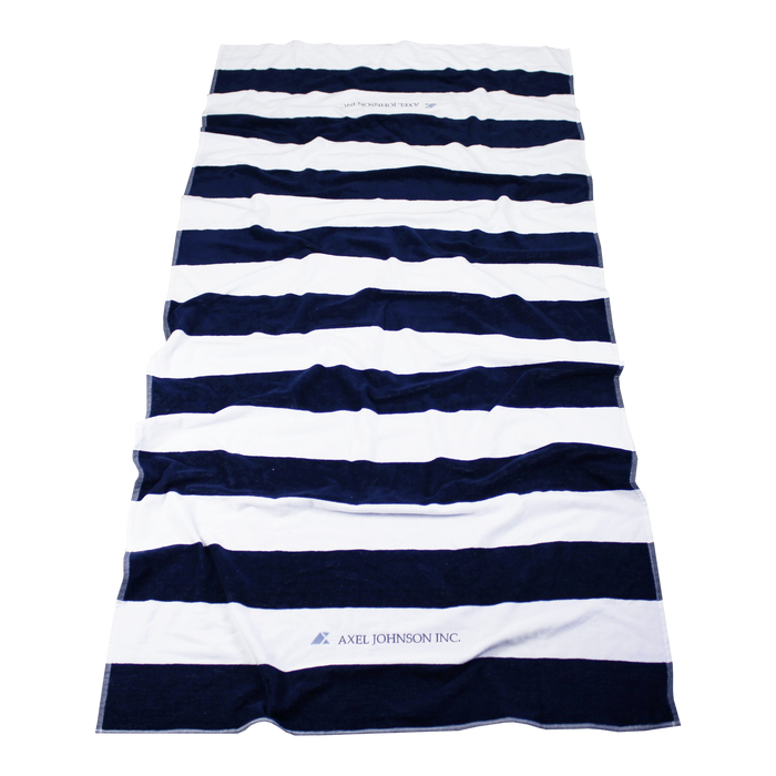Santa Maria Striped Beach Towel
