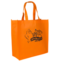 Orange Halloween Express Lane Tote Thumb