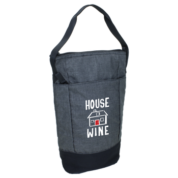 Urban Insulated 2 Bottle Wine Bag