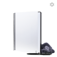 White Rocketbook Fusion Executive Thumb