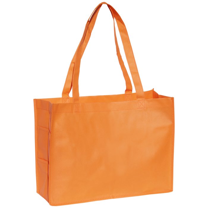 Orange Convention Tote