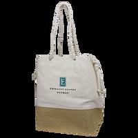 Islay Canvas Beach Bag Thumb
