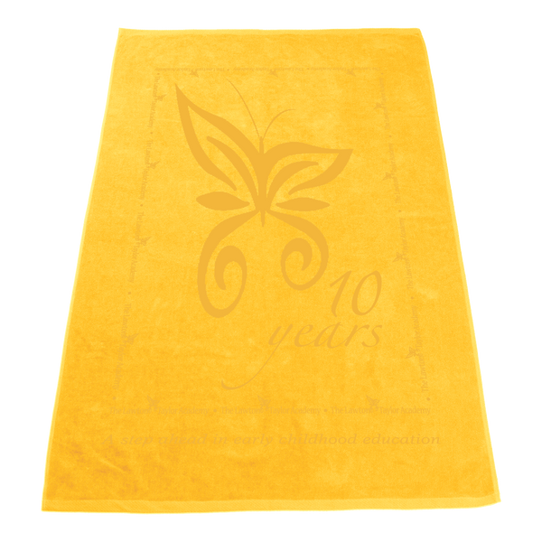 embroidered beach towels,  imprinted beach towels,  color beach towels,