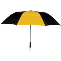 Black/Gold Mercury Umbrella Thumb