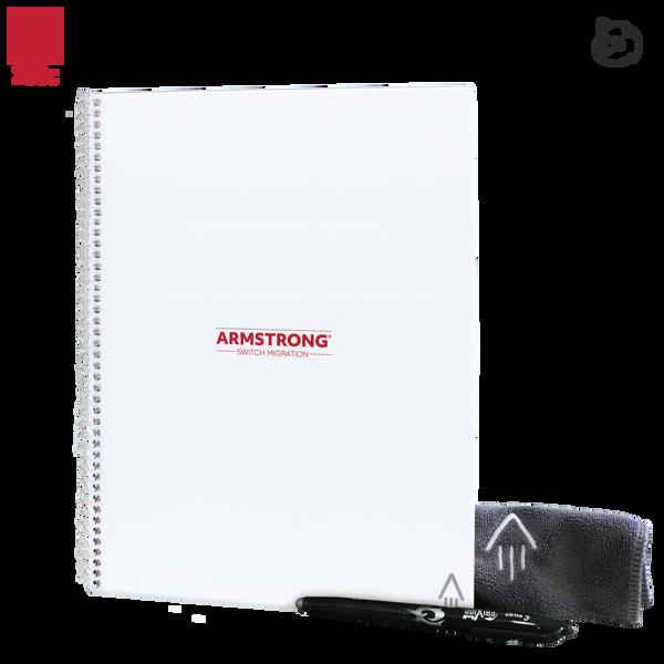 panda planner rocketbooks,  letter sized notebooks,