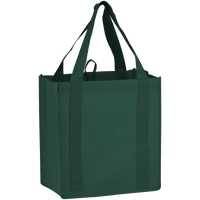 Hunter Green Little Storm Grocery Bag Thumb