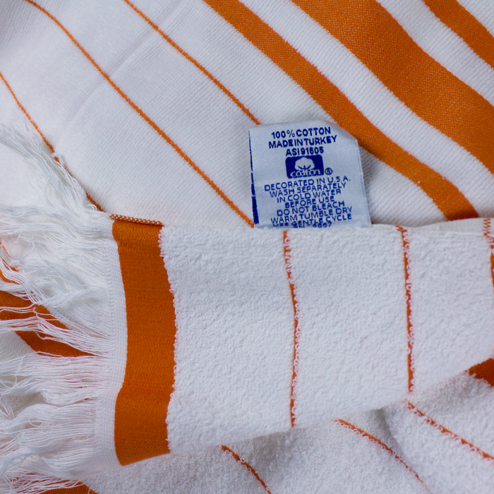 Windsor Fringed Beach Towel