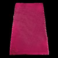 Fuchsia Classic Color Beach Towel Thumb