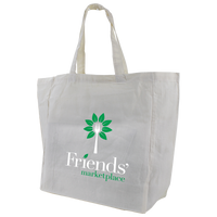 Cotton Canvas Express Tote Thumb