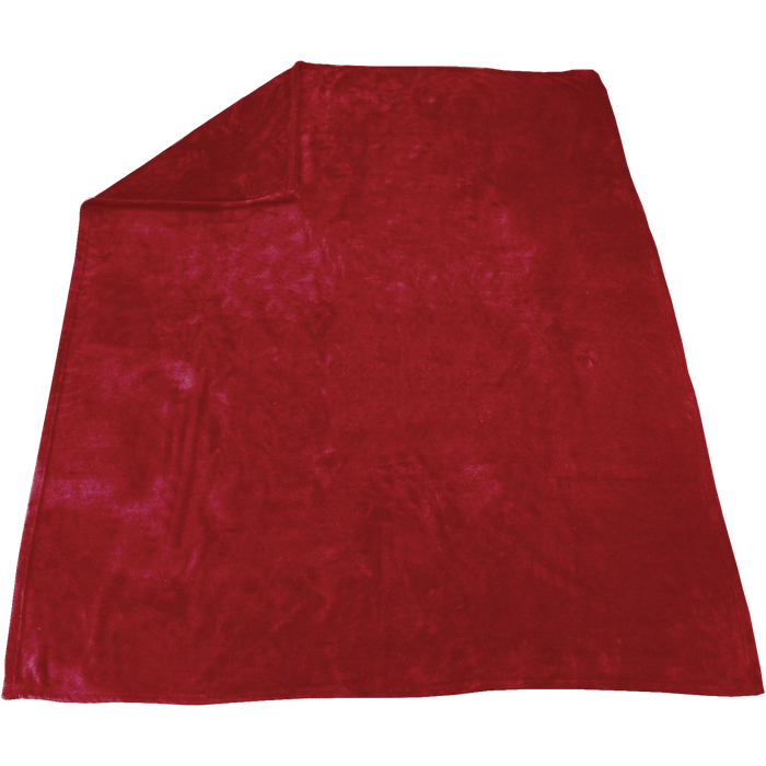 Red Nomadic Fleece Blanket