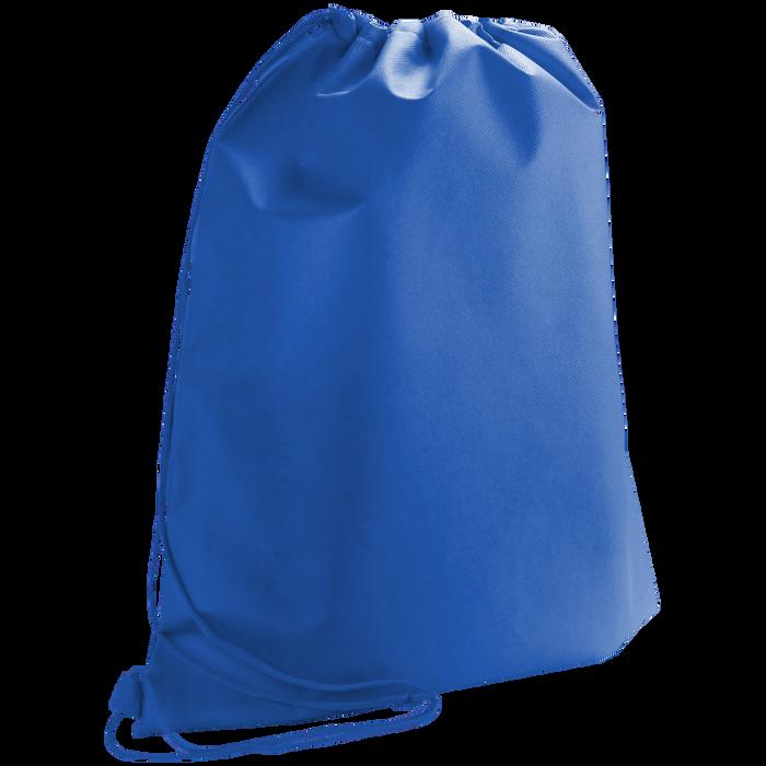 Royal Blue Classic Drawstring Backpack