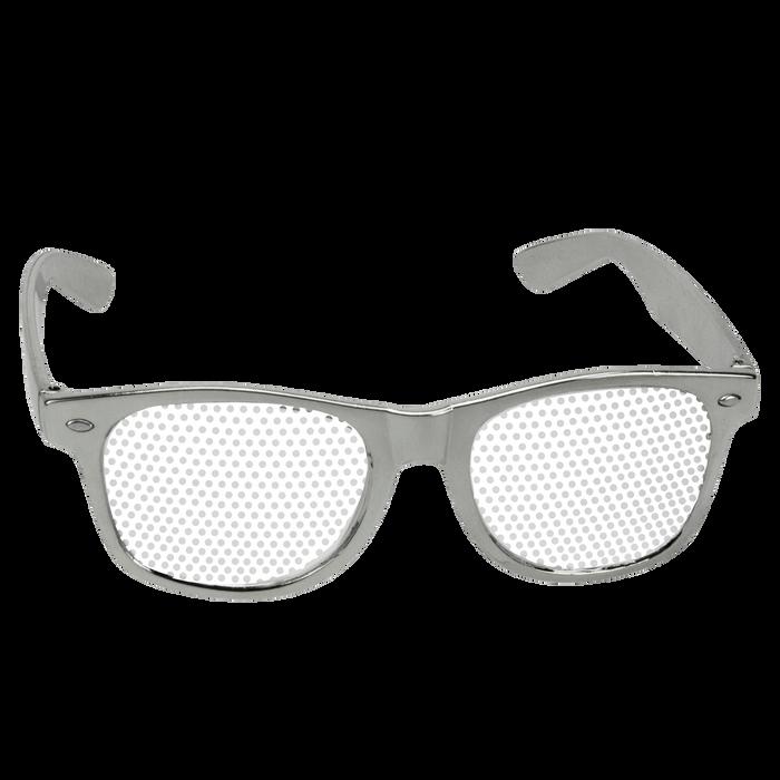 Silver Vegas Sunglasses