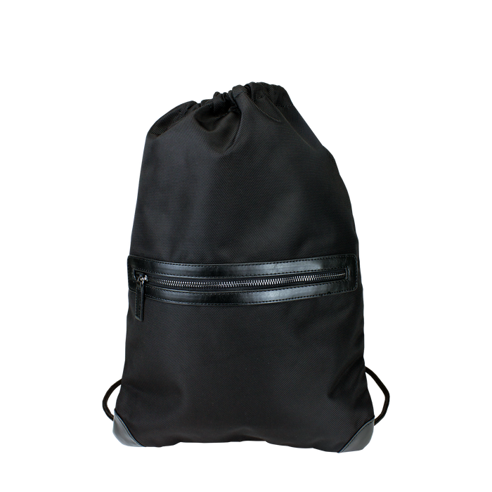 Classic Mesh Upscale Drawstring Backpack