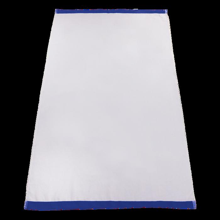 Royal Heavyweight Colored Edge Beach Towel
