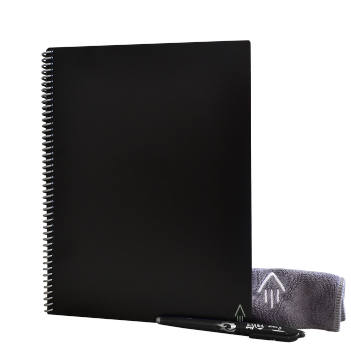 Black Rocketbook Core Letter (Everlast)