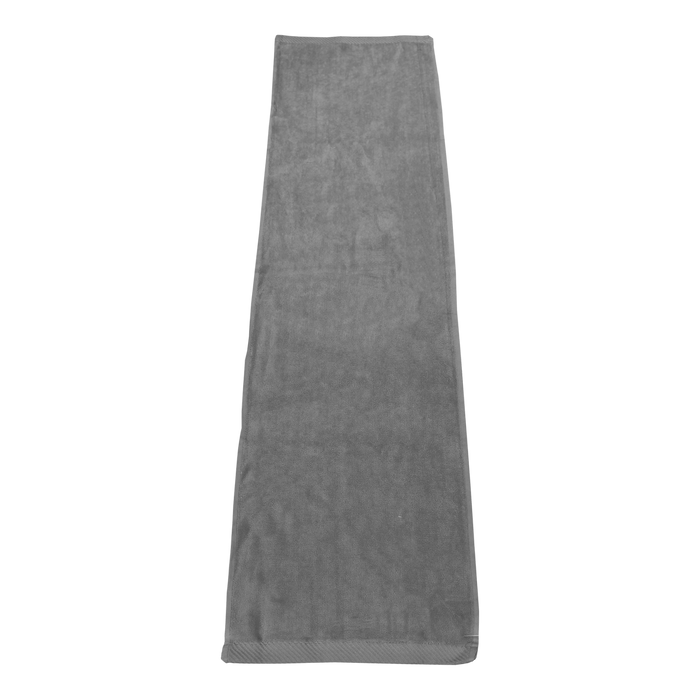 Grey Endurance Color Fitness Towel