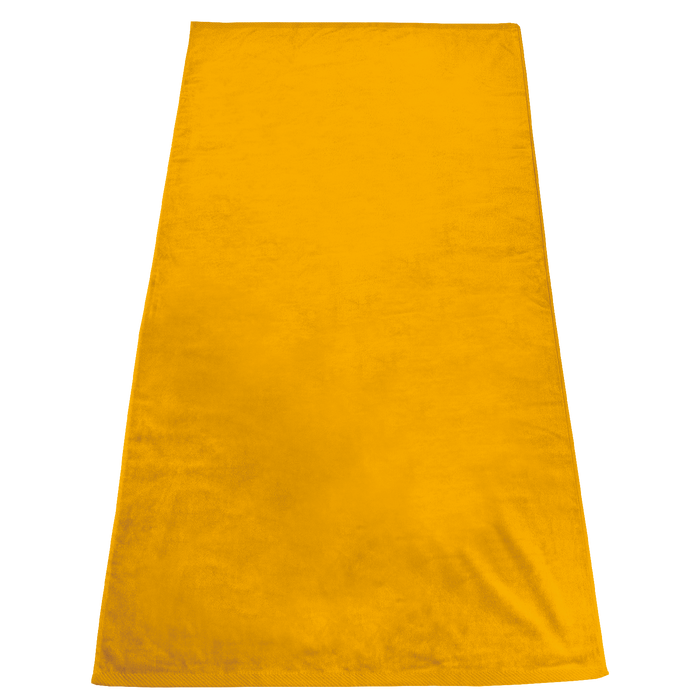 Athletic Gold Gypsea Color Beach Towel
