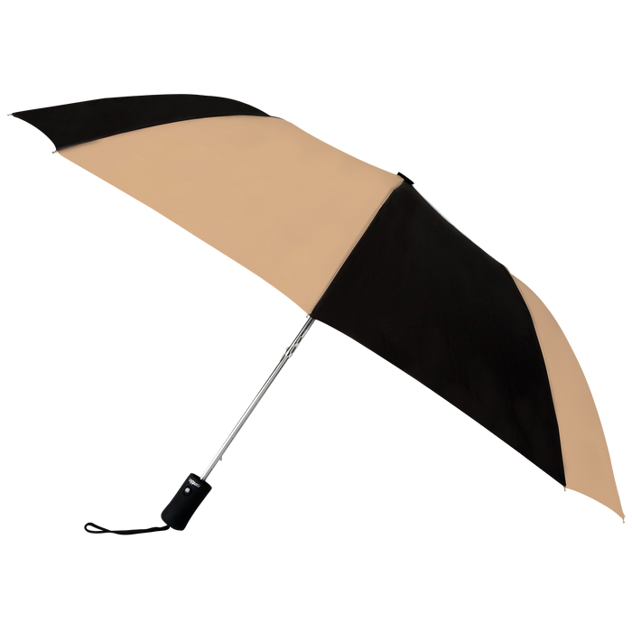 Tan/Black Atlas Umbrella