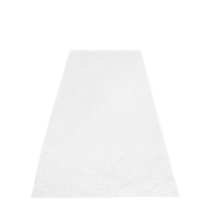 White Flex White Fitness Towel
