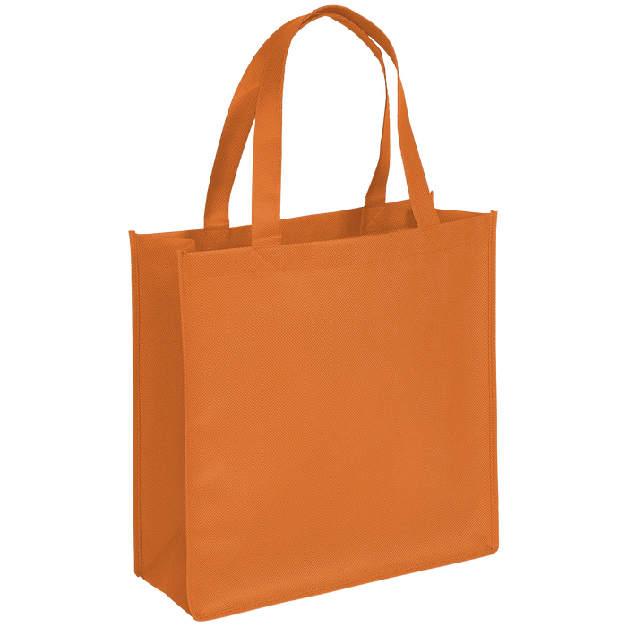 Orange Express Lane Tote