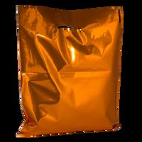 Metallic Orange Metallic Orange Haunted House Bag  Thumb