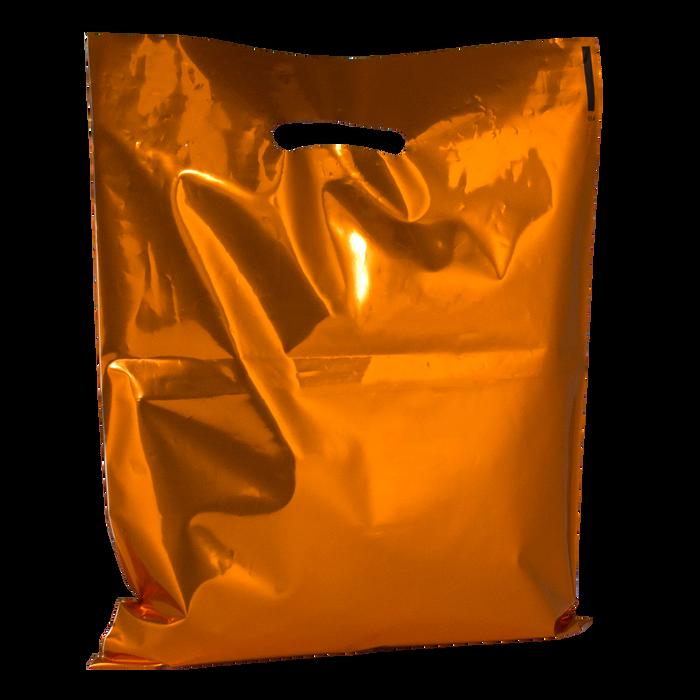 Metallic Orange Metallic Orange Haunted House Bag