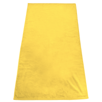 Yellow Gypsea Color Beach Towel Thumb